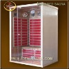 infrared sauna cabin with CE, ETL, ISO-9001