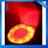 lighted toilet seat,led wc cover,led toilet seat