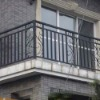 ornamental wrought iron balcony for house