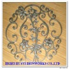 ornamental wrought iron design
