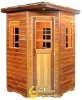 outdoor sauna room G3TCO Canada red cedar sauna outdoor