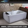 rectangle whirlpool bath