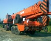 second hand nissan tadano hydraulic mobile truck crane 80ton for sale in machinery