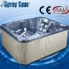 spa hot tub outdoor spa massage bathtub