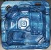 square shape Acrylic tub A510