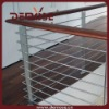 stainless steel stair wire Railing(DMS-1033)