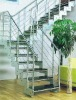 stair/staircase/stair parts/handrail/railing/baluster/balustrade