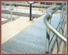 steel balcony railings with ball