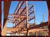 structural steel girder truss