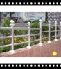 sturdy and durable stainless steel pipe ball-joint balustrade
