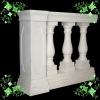 white marble railing baluster,fine workmanship YL-I047