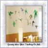 mirror decorative wall sticker