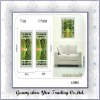 wall glass decor sticker